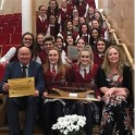 SUCCESS FOR DUNSTANZA SENIOR GIRLS AT BIG SING FINALE IN AUCKLAND -