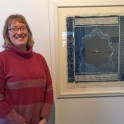 Art and Genetics -  - Anne Marie Hope Cross and her work titled 'Hope'.