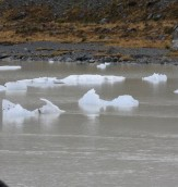 Ice - Ice on Hooker Lake