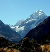 Mountains - Mt Cook