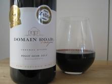 Domain Road Vineyard - drinking faux pas - <p></p>