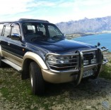 High Spec 4WD: VX Toyota Landcruiser