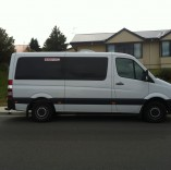 10-12 Seater People movers: Mercedes Sprinter