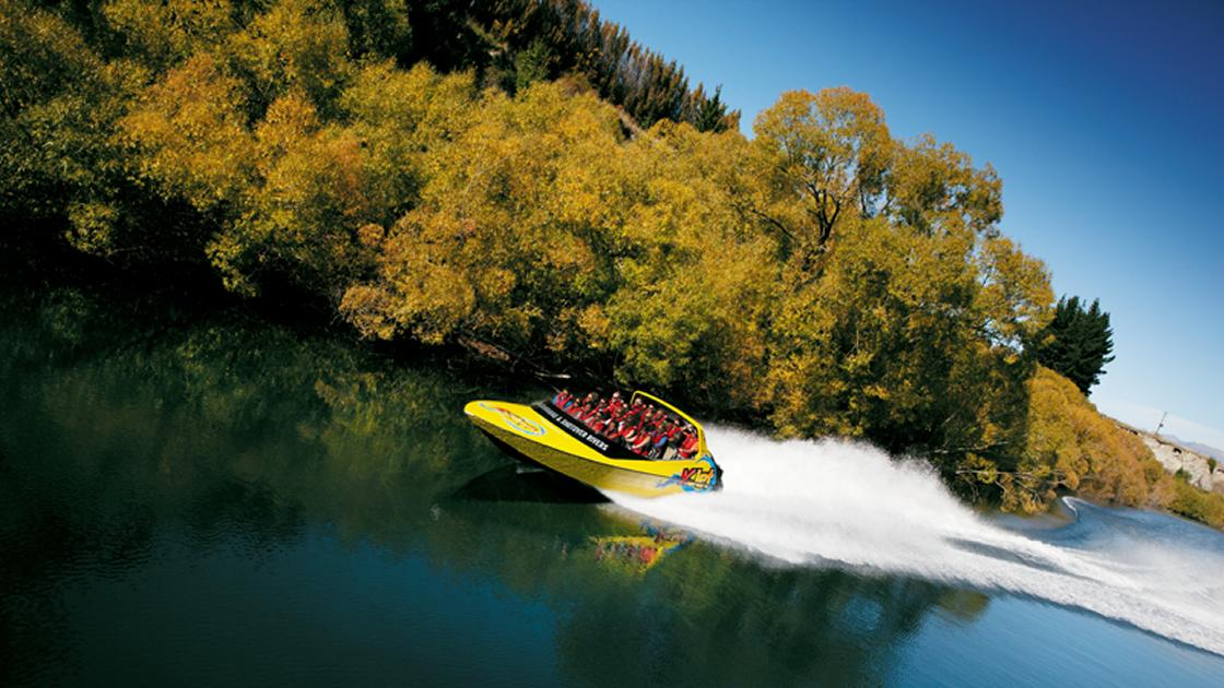 What is the best jet boat ride in Queenstown   Everything