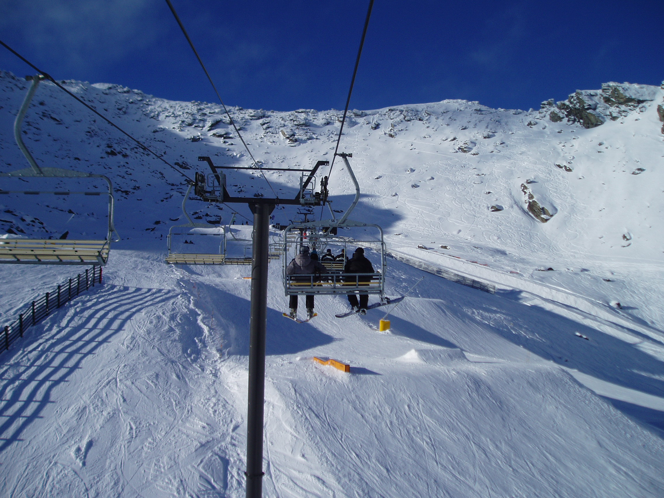 Remarkables Ski Area Queenstown
