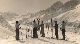 People and their Passion for Skiing
