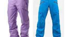 What Makes good Ski or Snowboard Pants?