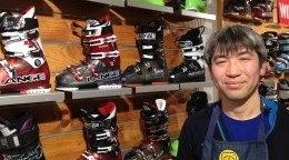 The Ski Boot Fit Blog