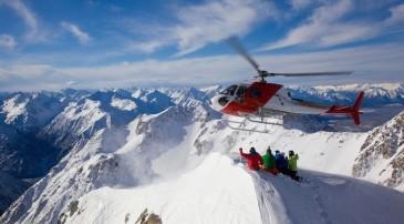 GUIDED NZ HELISKIING TOUR